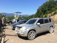 Nissan X-Trail, 2010 г. в городе СОЧИ
