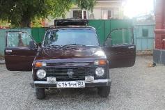 ВАЗ 21213, 1997 г. в городе АРМАВИР