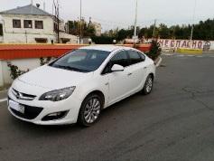 Opel Astra, 2013 г. в городе КРАСНОДАР