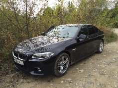 BMW 528, 2014 г. в городе КРАСНОДАР