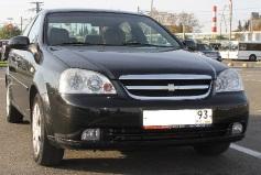 Chevrolet Lacetti, 2008 г. в городе СОЧИ