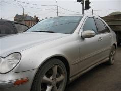 Mercedes-Benz C 230, 2004 г. в городе КРАСНОДАР