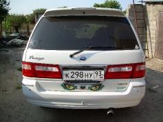 Nissan Presage, 1998 г. в городе Павловский район