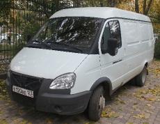 ГАЗ 2705, 2011 г. в городе КРАСНОДАР