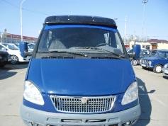 ГАЗ 2705, 2008 г. в городе Славянский район