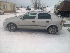 Opel Astra, 2003 г. в городе Белореченский район