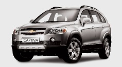 Chevrolet Captiva, 2008 г. в городе СОЧИ