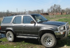 Toyota 4runner, 1992 г. в городе КРАСНОДАР