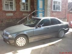 BMW 318, 1993 г. в городе ГОРЯЧИЙ КЛЮЧ