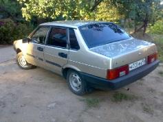 ВАЗ 21093i, 2000 г. в городе Усть-Лабинский район