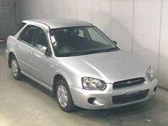 Subaru Impreza, 2003 г. в городе КРАСНОДАР