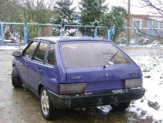 ВАЗ 21093i, 1998 г. в городе Успенский район