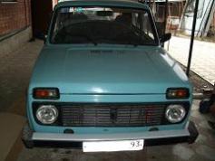 ВАЗ 21214, 2001 г. в городе Тихорецкий район