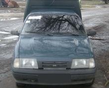 ИЖ 2717, 2002 г. в городе Тихорецкий район