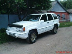 Jeep Grand Cherokee, 1994 г. в городе Новокубанский район