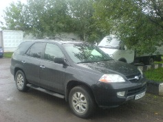 Acura MDX, 2003 г. в городе СОЧИ