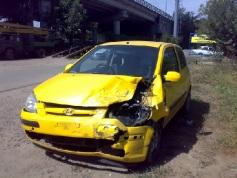 Hyundai Getz, 2004 г. в городе КРАСНОДАР
