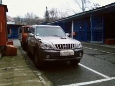 Hyundai Terracan, 2002 г. в городе СОЧИ