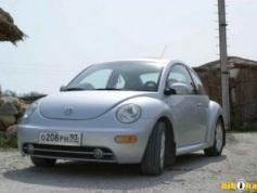 Volkswagen NEW Beetle, 2002 г. в городе НОВОРОССИЙСК