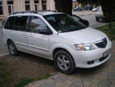 Mazda MPV, 2002 г. в городе СОЧИ