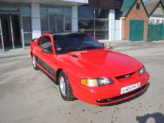 Ford Mustang, 1996 г. в городе КРАСНОДАР