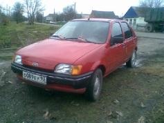 Ford Fiesta, 1991 г. в городе Красноармейский район