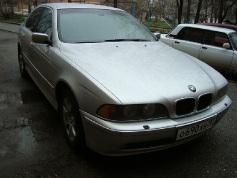 BMW 525, 2001 г. в городе КРАСНОДАР