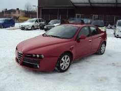 Alfa Romeo 159, 2006 г. в городе КРАСНОДАР
