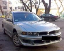 Mitsubishi Galant, 1999 г. в городе РОСТОВ