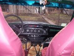 УАЗ 469, 1985 г. в городе