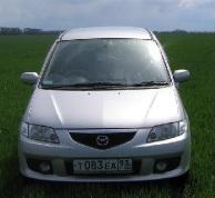 Mazda Premacy, 2002 г. в городе Туапсинский район