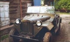 ГАЗ 67, 1942 г. в городе ДРУГИЕ РЕГИОНЫ