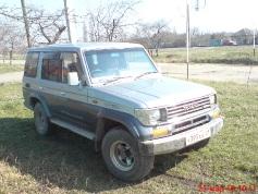 Toyota Land Cruiser Prado 90, 1991 г. в городе Белореченский район