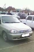 Chevrolet Lanos, 2006 г. в городе Ленинградский район