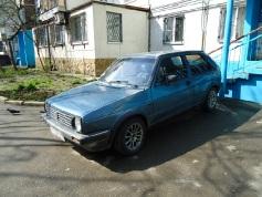 Volkswagen Golf, 1984 г. в городе КРАСНОДАР