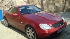 Mercedes-Benz SLK 230, 2000 г. в городе КРАСНОДАР