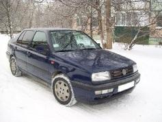 Volkswagen Vento, 1993 г. в городе КРАСНОДАР