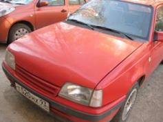 Opel Kadett, 1989 г. в городе КРАСНОДАР