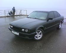 BMW 525, 1994 г. в городе СОЧИ