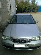 Nissan Sunny, 2002 г. в городе КРАСНОДАР