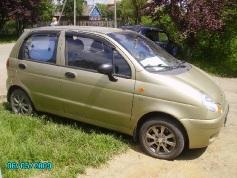 Daewoo Matiz, 2008 г. в городе Динской район