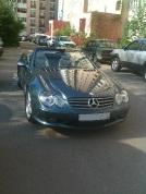 Mercedes-Benz SL 500, 2003 г. в городе КРАСНОДАР