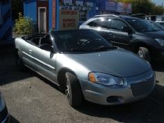 Chrysler Sebring, 2004 г. в городе ДРУГИЕ РЕГИОНЫ