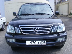 Lexus LX 470, 2006 г. в городе СОЧИ