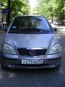 Mercedes-Benz A 170, 2000 г. в городе СОЧИ
