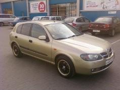 Nissan Almera, 2004 г. в городе КРАСНОДАР