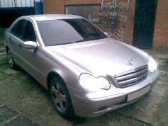 Mercedes-Benz C 180, 2002 г. в городе Динской район