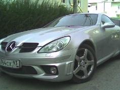 Mercedes-Benz SLK 200, 2004 г. в городе СОЧИ