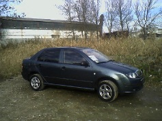 Skoda Fabia, 2006 г. в городе Белореченский район