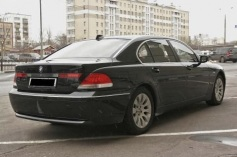 BMW 745, 2003 г. в городе КРАСНОДАР